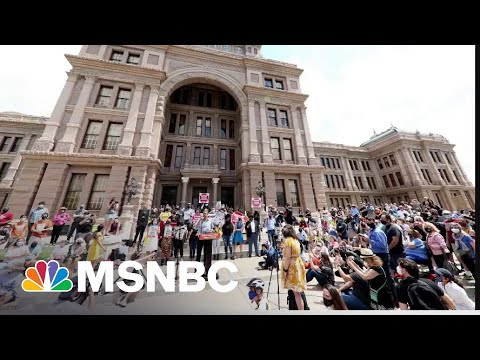 How Texas Democrats Thwarted Voter Restrictions With A Walkout 1