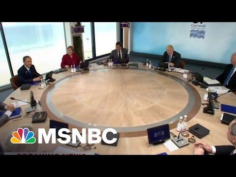 Biden, G-7 Leaders Will Endorse Global Minimum Tax Rate 1