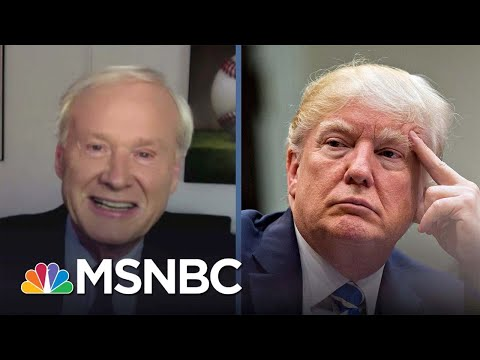 Chris Matthews Isn't Sure If Trump Is 'Just A Liar Or If He's Nuts' 1