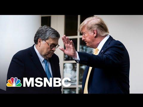 Democrats Demand Answers About Trump-Era DOJ Data Seizures 1