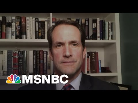We Can't Begin To Know The Scope Of Trump DOJ Investigations Says Rep. Himes 1