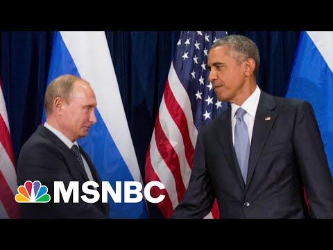 How Obama's Final Message To Putin Foreshadows Biden's Future 3