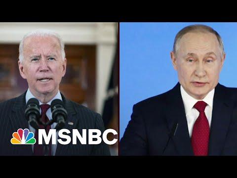 President Biden Prepares For Planned Meeting With Vladimir Putin 4