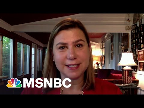 Rep. Slotkin Calls For U.S. To Respond To Russian Aggression   MSNBC 1