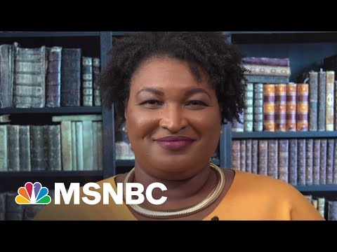 Stacey Abrams' 'Hot Call Summer' Asks Supporters To Call Senators Daily 4