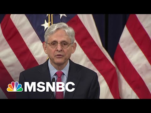AG Garland Presents National Strategy To Combat Domestic Terrorism 8