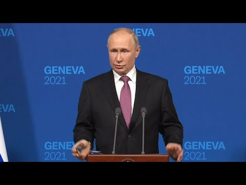 Putin's full press conference after meeting with Biden in Geneva (English translation) 2