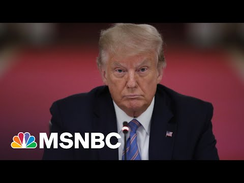 Trump's Legal Storm!: Chief Money Man Pressured To Flip On 45 1