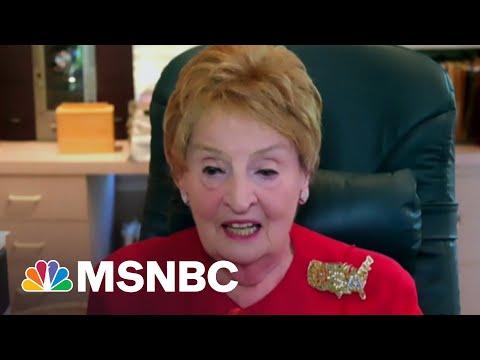 Madeleine Albright: Biden-Putin Summit Was A 'Master Class In Diplomacy' 2