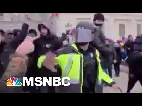 Feds Release More Capitol Riot Video Of Attack On Police 1