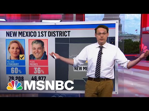 Kornacki: What New Mexico's Special Election Means For 2022 1