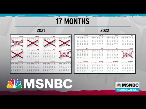 Democrats Are 'Burning Precious Time' With Month-Long Vacation 1