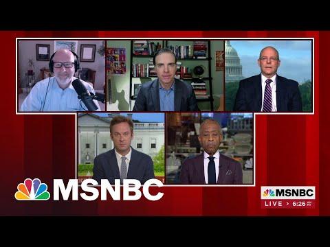 How QAnon Conspiracies Impact American Christianity   MSNBC 4
