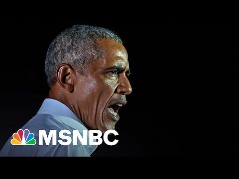 Obama Blasts Republicans Opposing Voting Rights Legislation 3