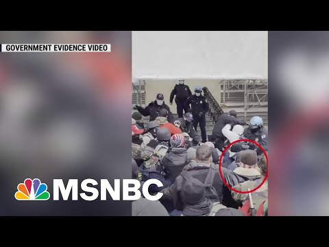 Scott MacFarlane On The Latest In The Capitol Riot Investigation 1