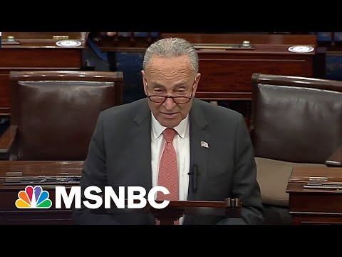 """Voting Rights Bill Fails To Advance: Schumer Says 'We Will Not Let It Go."""" 3"""