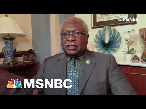 Rep. Jim Clyburn: Let's Look At What Manchin Is Putting Forward 5