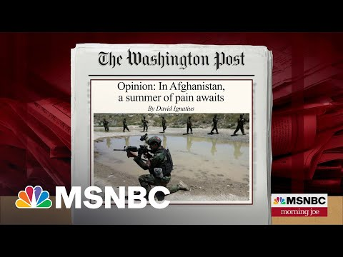 A Fear Of 'Full-Scale Civil War' In Afghanistan Looms 1