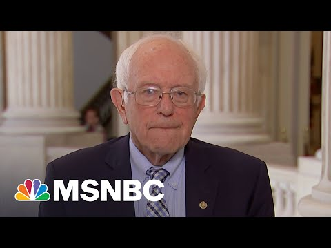 Sanders: 'I'm Tired Of Talking About Mr. Manchin And Miss Sinema' 6