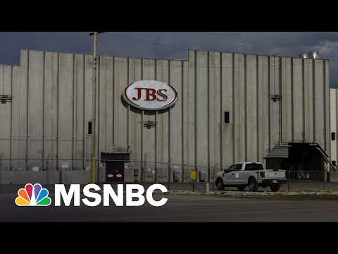 Russia-Based Hackers Targeting Key U.S. Systems   Rachel Maddow   MSNBC 1