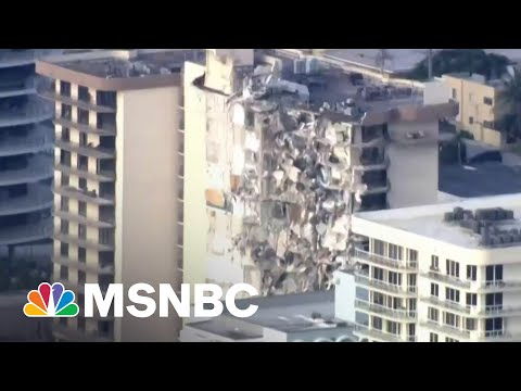 Partial Building Collapse Near Miami Leaves At Least One Dead 1