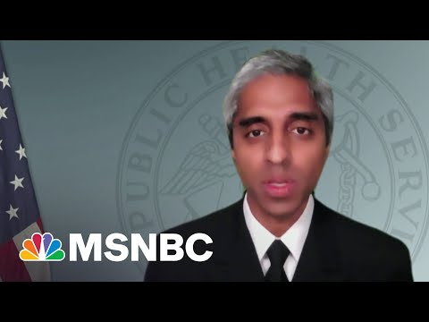 If You Are Vaccinated, You Are In 'Good Shape,' Says Surgeon General 1