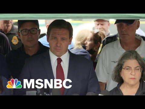 Gov. DeSantis Gives Update On Rescue Efforts After Condo Collapse 1