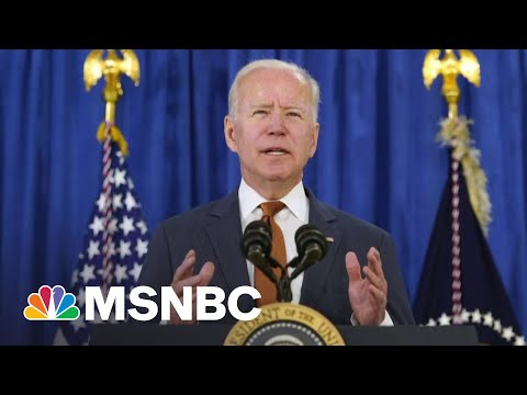 Biden Doesn't 'Have A Very Good Poker Face' On Infrastructure Negotiations 1