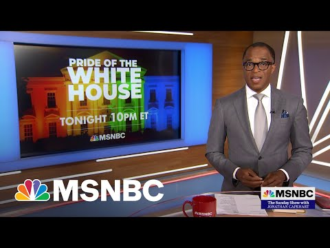 In Today's 'Byeline' Jonathan Capehart Proudly Celebrates Pride Month 1