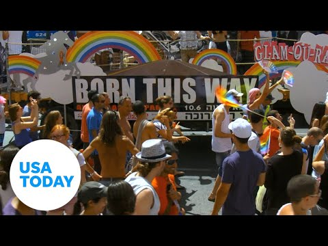 Pride celebrations filled the streets all throughout the month of June | USA TODAY 1