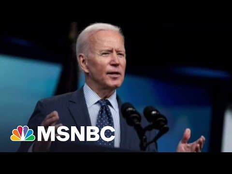 Biden Shifts Into High Gear To Hit July 4 Vaccine Goal 9
