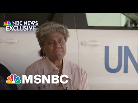 U.N. Ambassador Goes One-On-One With Andrea Mitchell 1