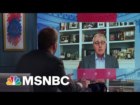 Chuck Hagel: Republicans 'Desperately Need Leadership' 1