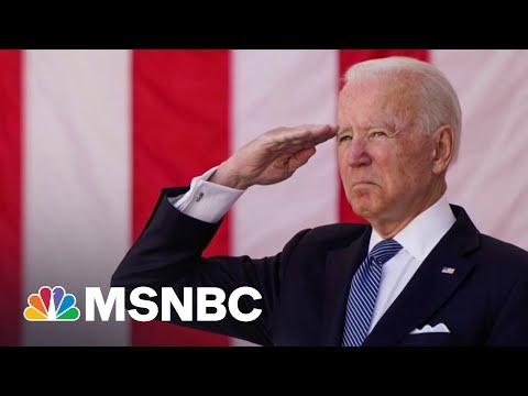 Biden Warns U.S. Democracy Troops Fought For Is Now In Danger 1