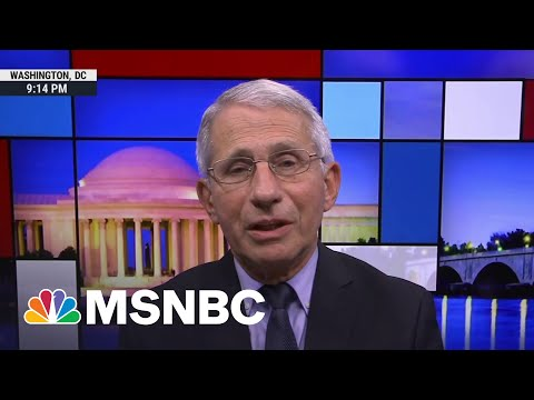 Dr. Fauci Reacts To Attacks By Right-Wing Media And Trump Echo Chamber 1