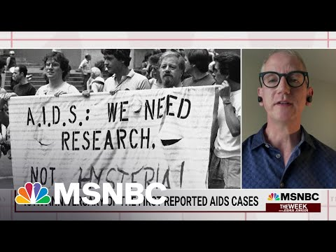 Fmr. WH AIDS Policy Director on HIV, 40 Years Since First Report 6