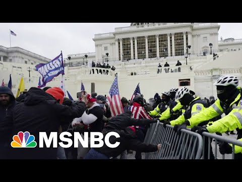 Senate Report Highlights Security Failures Tied To Capitol Riot 1