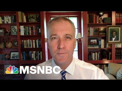 Rep. Patrick Maloney Reacts To New Jan. 6 Senate Report   MSNBC 1