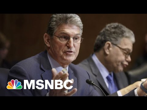 Manchin Still Opposes Voting Bill After Meeting With Civil Rights Leaders 2