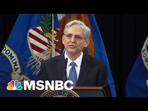 Trump Corruption of DOJ Lingers Under Garland, Risks Precedent 1