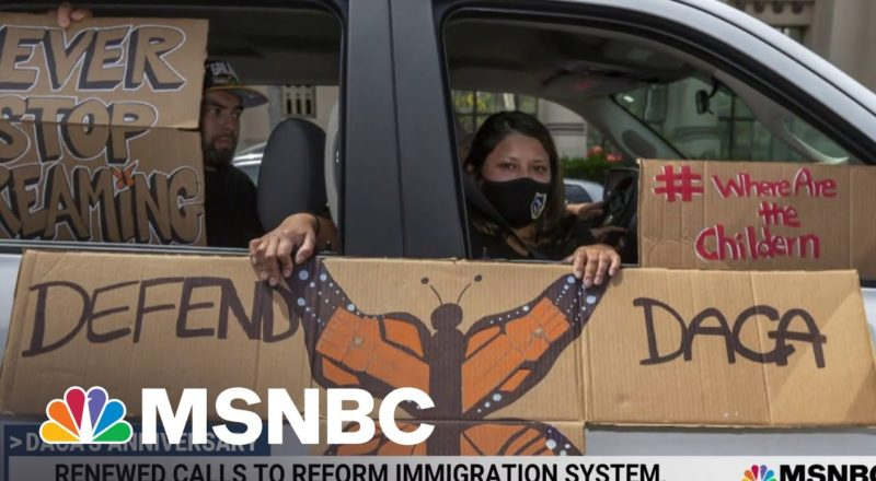 DACA 9th Anniversary: Advocates Still Pushing For A Pathway To Citizenship 1