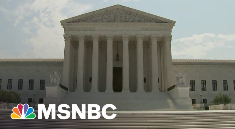 Supreme Court To Hear Case On Voting Restrictions In Arizona | MSNBC 1