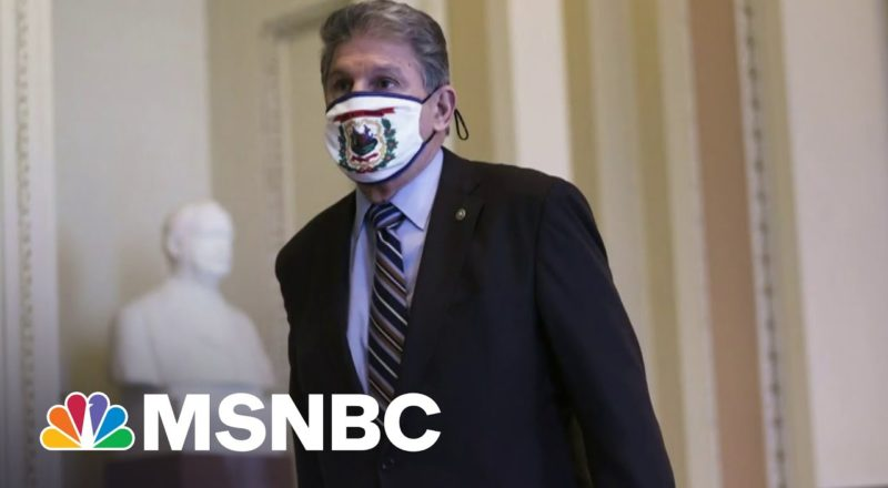 Smaller Infrastructure Compromise Gains Support In Senate | MSNBC 1