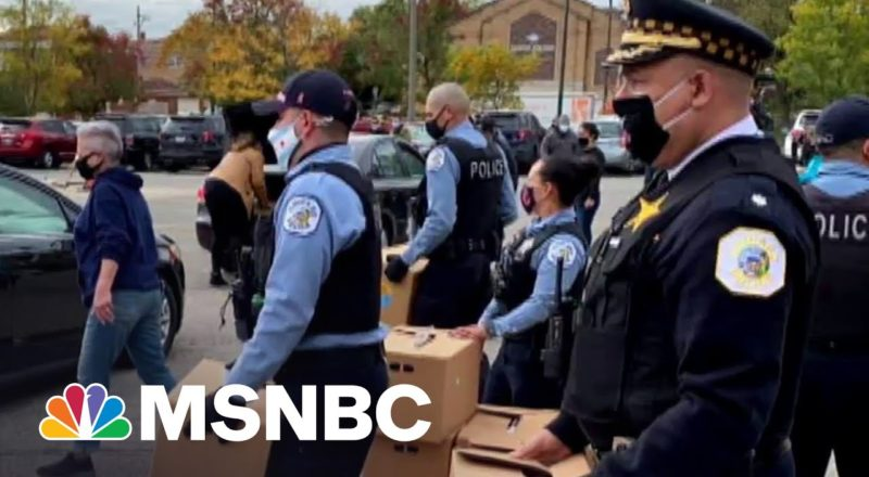 Chicago Turns To Community Policing Amid Crime Spike | MSNBC 2