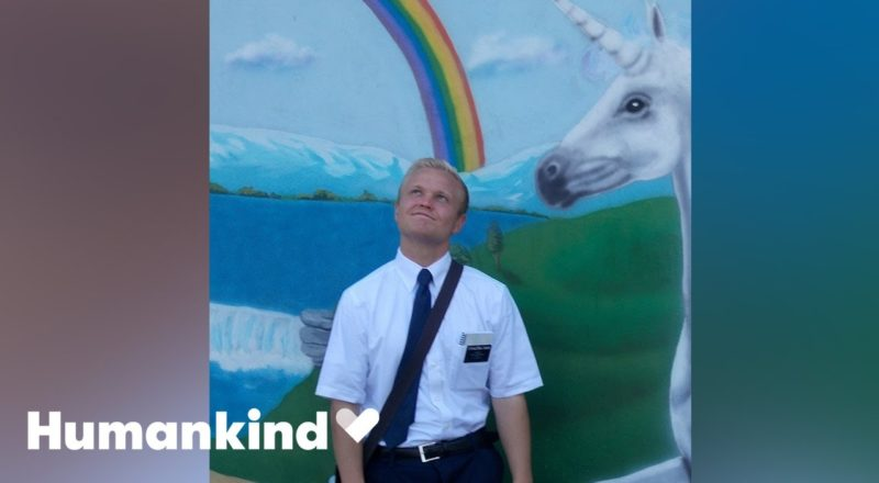Mormon dad has loving response to son coming out | Humankind 5