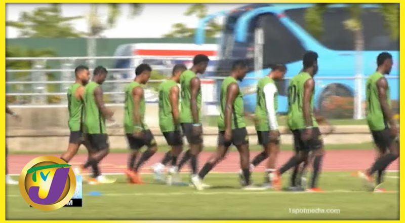 Jamaica's Provisional Gold Cup Squad Named - June 18 2021 1