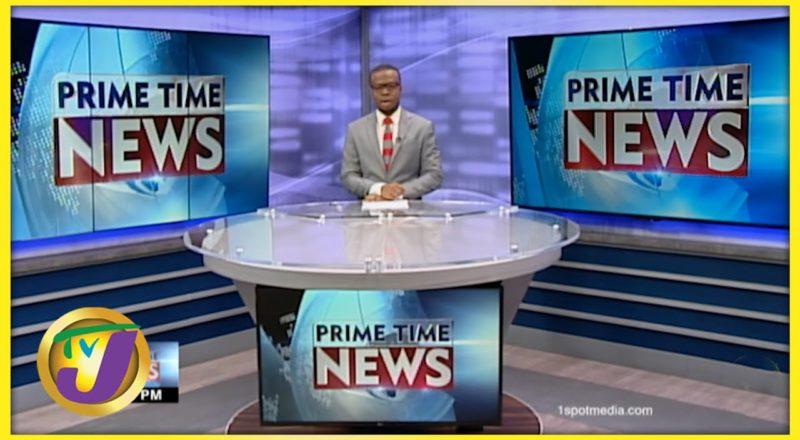 Jamaica News Headlines   TVJ News - June 20 2021 1
