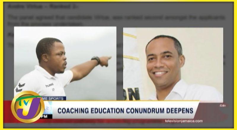 Coaching Education Conundrum Deepens - June 20 2021 1