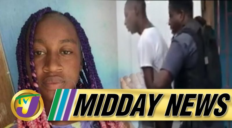 Anger & Sadness Grips Community after Woman's Brutal Murder in Jamaica | TVJ Midday - June 21 2021 1