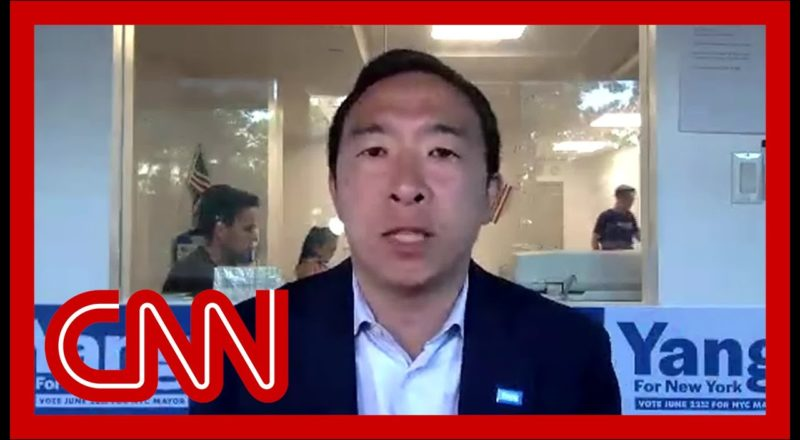 Andrew Yang explains why he's joining forces with opponent 5